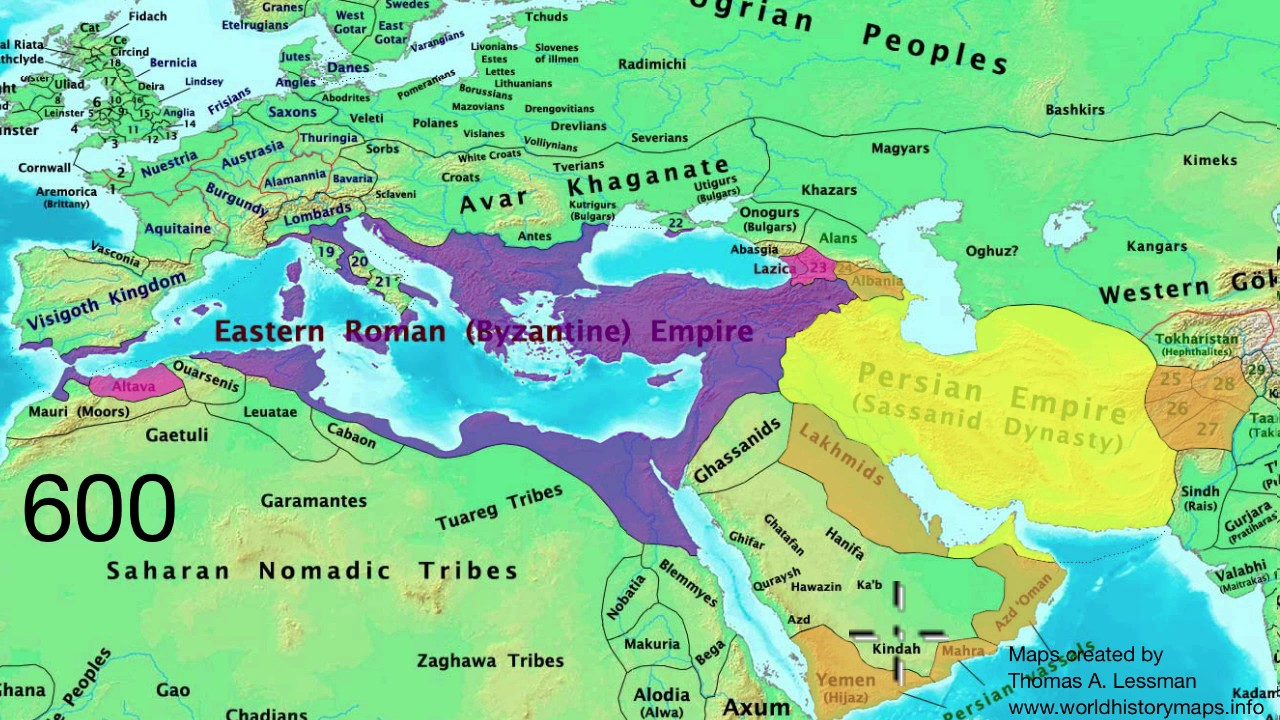 why was islam able to spread so quickly