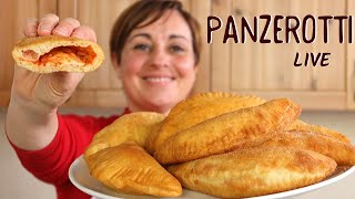 Deep-Fried Panzerotti Easy Recipe - Italian Calzones