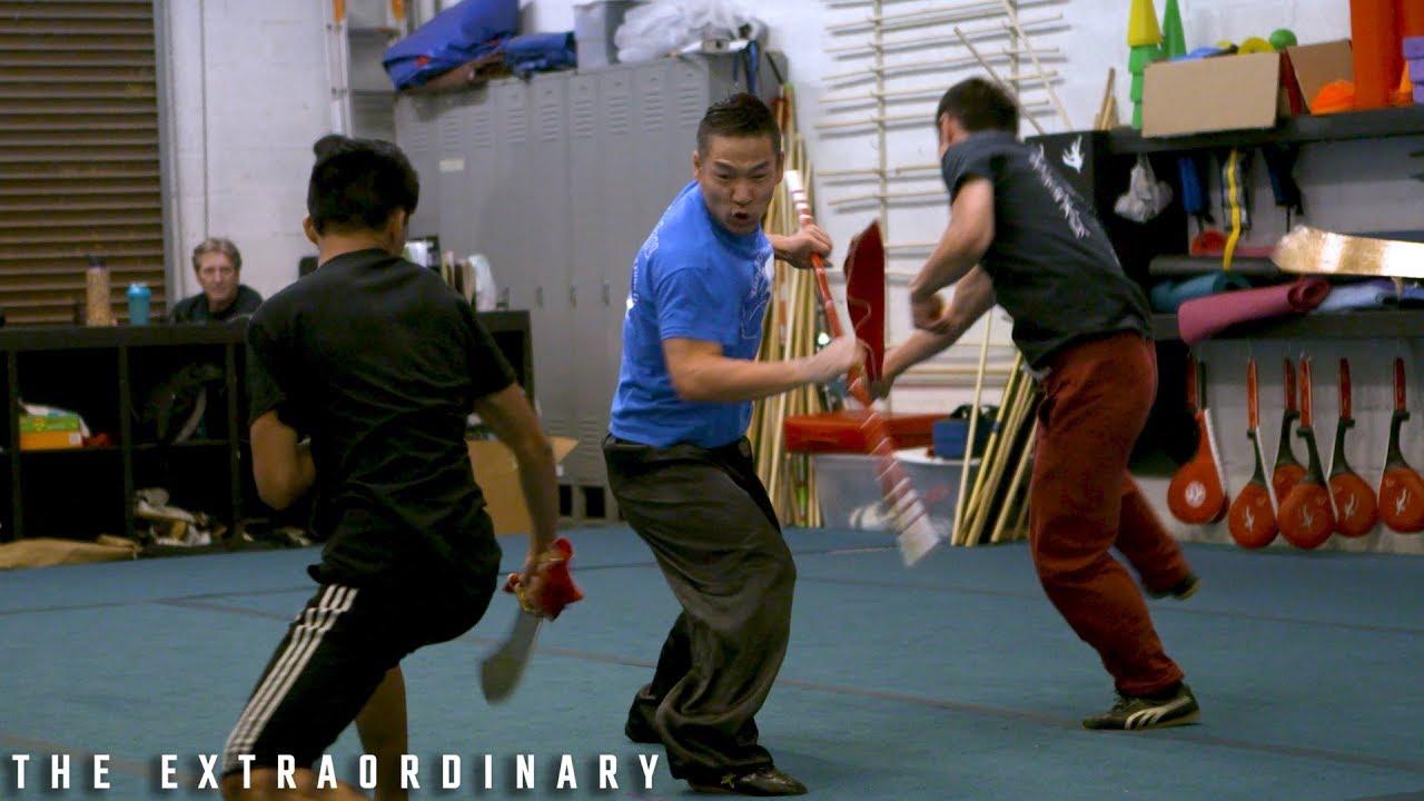 The E O Jj Zengjiao Jian Wushu Martial Arts