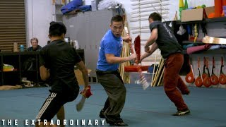 "The E/O | ""JJ"" Zengjiao Jian (Wushu Martial Arts)"