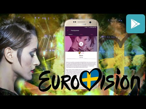 Eurovision Song Contest 2016 Android app Review
