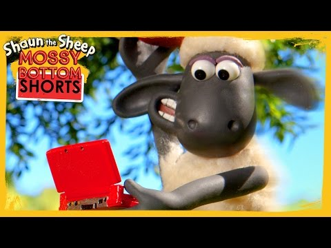 Video Arcade - Shaun the Sheep [Full Episode]
