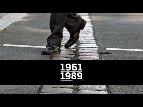 Berliner Mauer - 9.November 1989 - Die Nacht, in der die Mauer fiel.