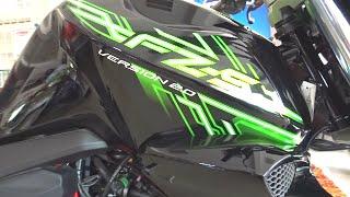 #Bikes@Dinos: Yamaha FZS Version 2.0 2015 Walkaround Review (4 colours)