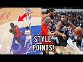 "NBA ""Scoring with Style"" Moments"
