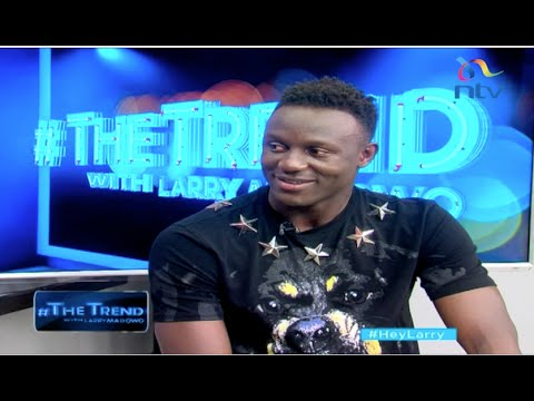#theTrend: Kenyan football star Victor Wanyama on his big move to Tottenham Hotspur