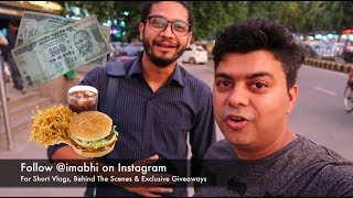 Vlog #36 100 Rupees Dinner or Lunch in Connaught Place | Gadgets To Use thumbnail
