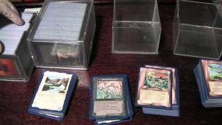 Unboxing/Commentary - MECCG Mixed Lot #2 w/ Overview of MECCG Gameplay