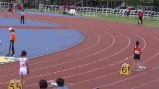 20140510-全國小學田徑錦標賽-屏東縣代表隊女童400公尺大隊接力決賽