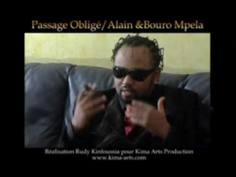 Alain et Bouro Mpela/ Passage Obligé