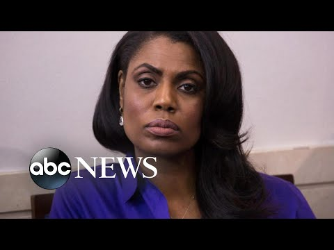 Trump Responds To Omarosa, After She Releases Audio She Says Is Of The President