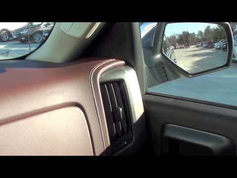 2014 Chevrolet Silverado High Country Leather Dash Mckaig Chevrolet Buick Youtube