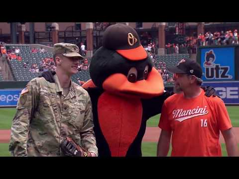 The Laurie DeYoung Show - The Orioles Celebrated Father's Day With An Emotional Reunion