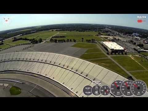 DJI Phantom - Dover International Speedway