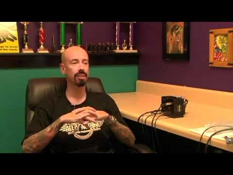 All or Nothing Tattoo: Brandon Bond - How to Keep Tattoos From Fading