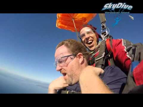 Skydiving redux - Skydive Vancouver Island - 20150930