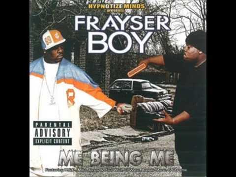 Frayser Boy-She Got Me Sayin Damn