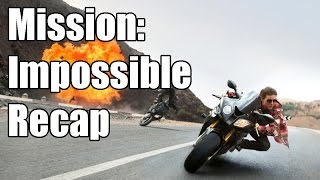 Mission Impossible: Everything You Need To Know