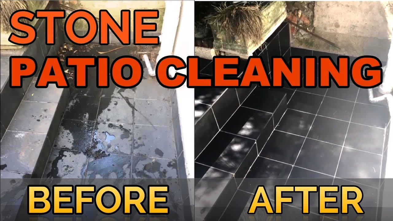 Stone Patio Cleaning   Patio Sealing And Slate Patio Restoration In  Brighton And Hove In East Sussex
