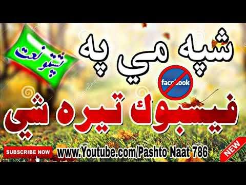 Pashto New Nazam    Shpa Me Pa Facebook Teera She