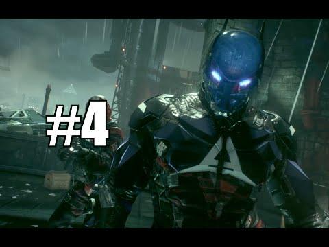 Pelataan Batman: Arkham Knight - #4