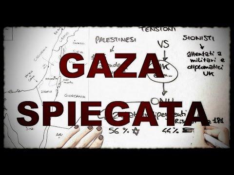 Israele - Palestina: Riassunto Della Questione