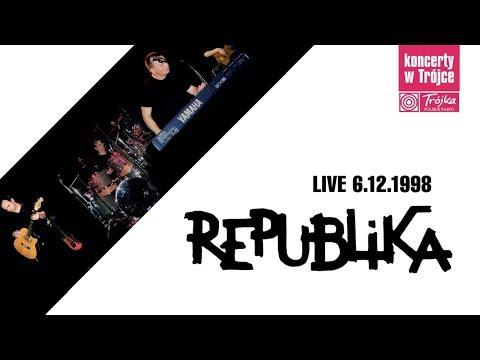 """Republika - Tak długo czekam (ciało) (z albumu """"Koncerty w Trójce vol. 13 - Republika"""")"""
