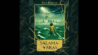 Bedtime Story: Salamavaras (Lightning Thief In Finnish) - Chapter 1