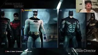 """JR Plays Batman Arkham Knight Playthrough #1:""""I Am (Adam West) Batman!"""""""