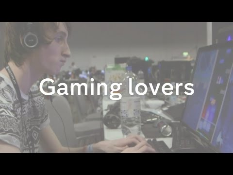 Gamers on confidence and friendship at Insomnia festival