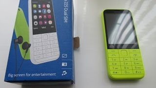Nokia 225 Dual Sim Mobile Phone Cell Phone Review, New Nokia 2014.