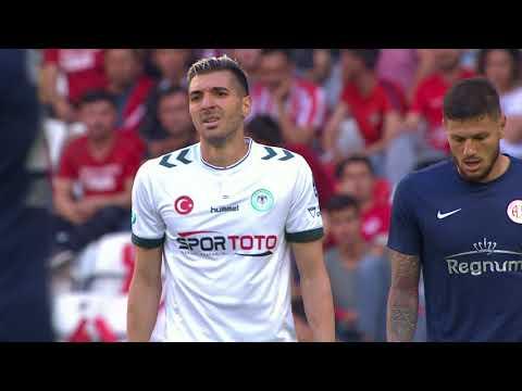 Antalyaspor 0 - 0 Atiker Konyaspor #Özet