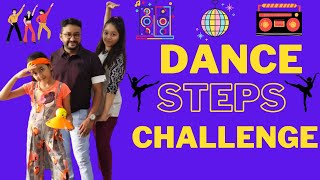 DANCE STEP CHALLENGE | GUESS THE SONG BY HOOK STEP | BOLLYWOOD HOOK STEP CHALLENGE |UNIQUE CHALLENGE