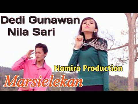 MARSIELEKAN. VOC NILA SARI FT DEDI GUNAWAN. BY NAMIRO PRODUCTION. LAGU TAPSEL TERBARU 2018