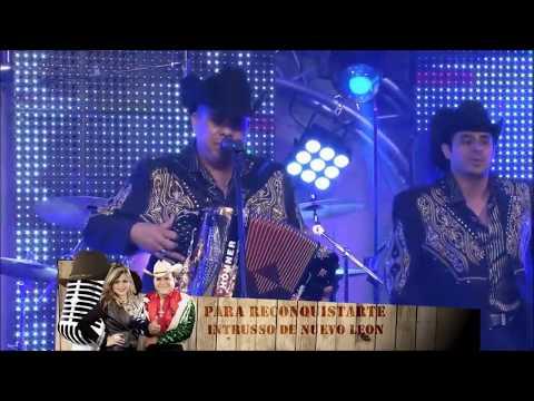 INTRUSSO DE N.L EN EL EL SHOW DE JOHNNY Y NORA CANALES,,PARA RECONQUISTARTE 2014  nuevo sencillo
