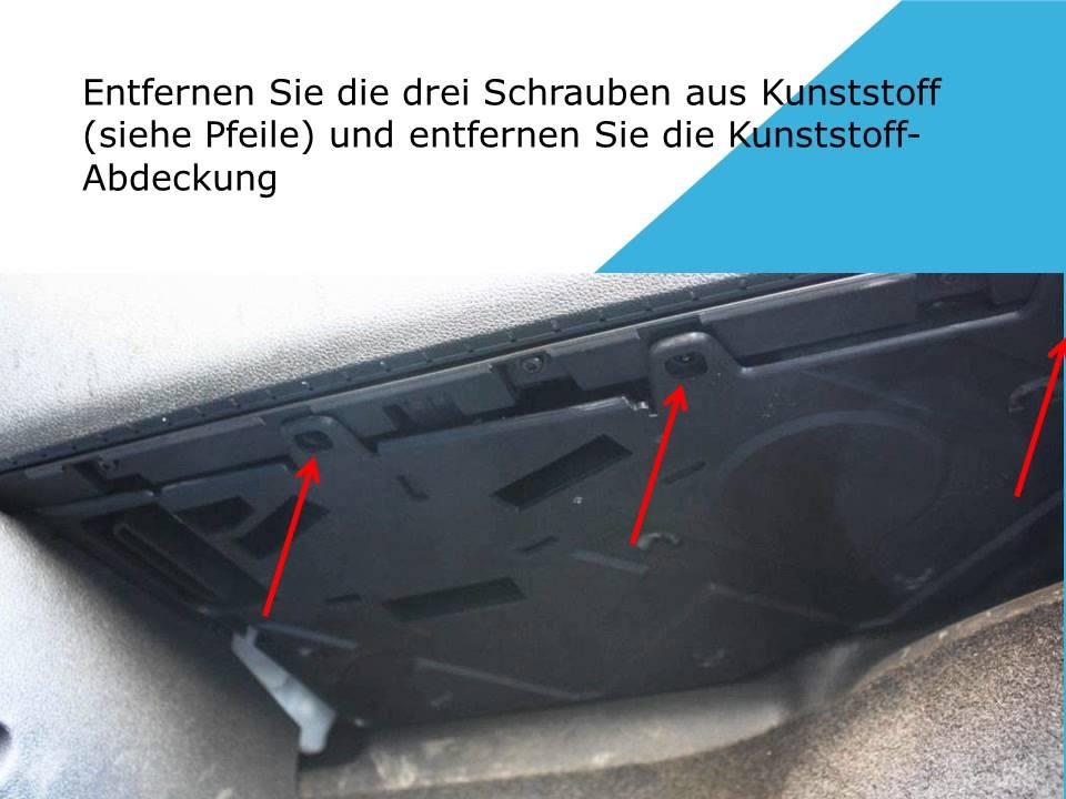 So Ersetzen Sie Den Innenraumfilter Auf Einem Auto Peugeot