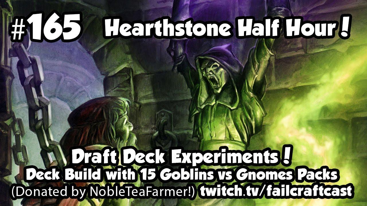 how to build a balanced hearthstone deck
