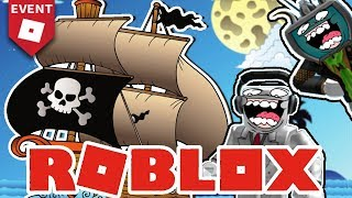 THE PIRATE LIFE WITH DARZETH Roblox Atlantis Event Tradelands