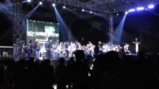 20th YFC ILC Manila 2013 Jesus Expo Chant (4-6-13)