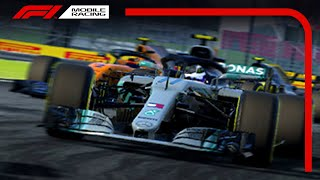 F1® Mobile Racing | Launching October 18 for iOS | Compete, Customise and Dominate