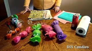 DIY Candy Decorations