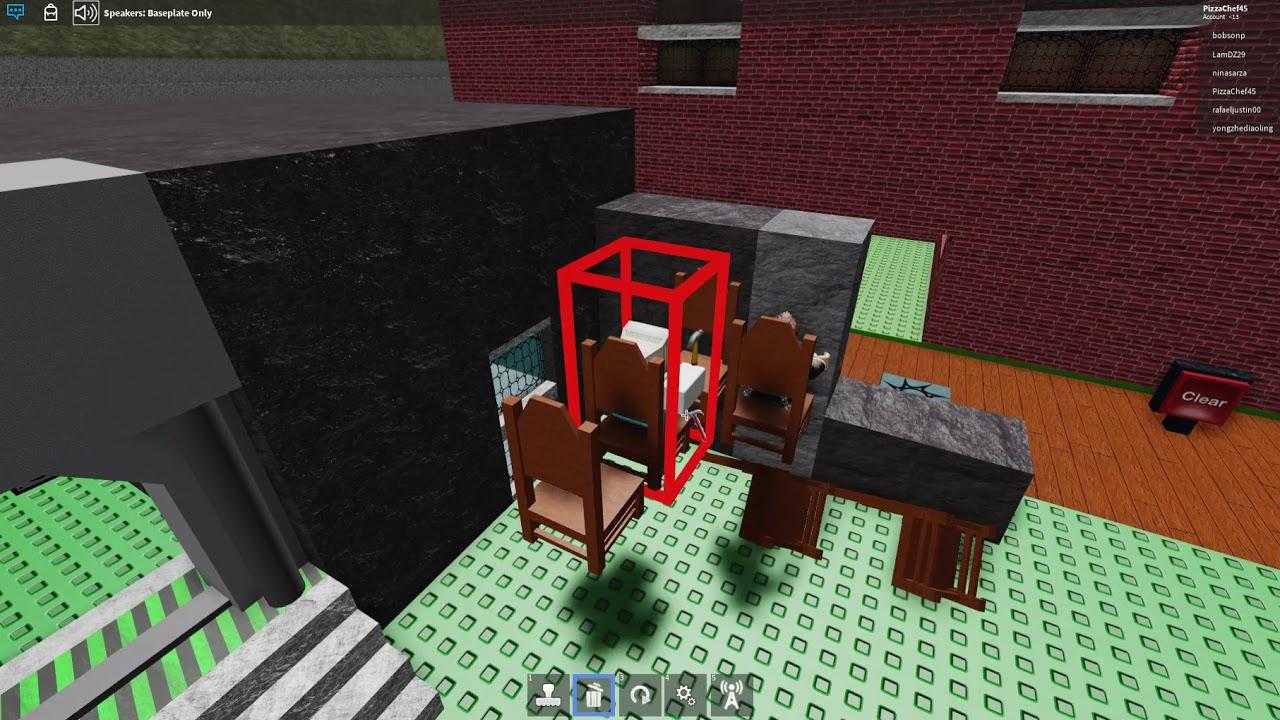 roblox building glitch youtube