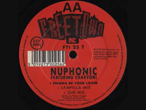 Nuphonic - I Wanna Be Your Lover (Sampella Mix)