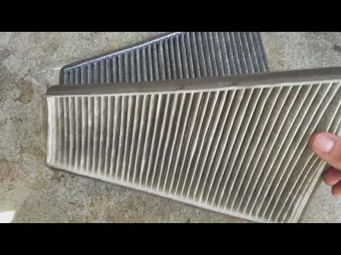 Ford Taurus 4th Gen 2000-2007 - Replace Cabin Air Filter