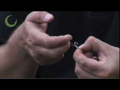 Tying A Whipping Knot With Gardner Tripwire Youtube