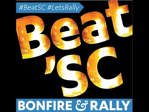 Beat 'SC Bonfire & Rally 2015