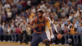 NBA LIVE 16 Cavaliers vs Warriors NBA finals series Game 2 prediction
