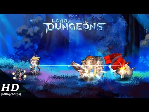 Lord Of Dungeons Android Gameplay [1080p/60fps]