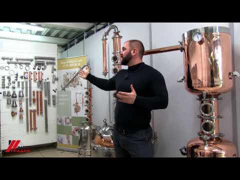 Продукция компании Distillarus в магазине Мастер Градус ТЦ 38 Метров