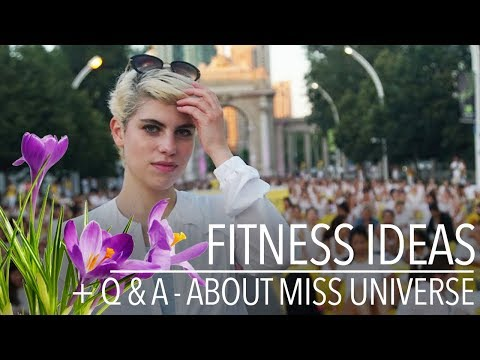 FITNESS MOTIVATION | MISS UNIVERSE CANADA | CHIC SOPHISTIC
